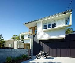 100 Shaun Lockyer Architect Terraced House By S In Brisbane