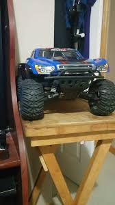 100 Slash Rc Truck Traxxas Slash Monster 130mm Wheelstires Radiocontrolledcars