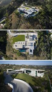 104 Beverly Hills Modern Homes The Benedict Canyon Residence By Whipple Russell Architects