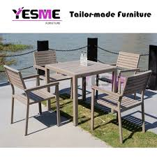 [Hot Item] Outdoor Garden Commercial Furniture Aluminum Polywood Dining Set  /Patio Chairs Aluminum Table Dining Table Set Alinum Alloy Outdoor Portable Camping Pnic Bbq Folding Table Chair Stool Set Cast Cats002 Rectangular Temper Glass Buy Tableoutdoor Tablealinum Product On Alibacom 235 Square Metal With 2 Black Slat Stack Chairs Table Set From Chairs Carousell Best Choice Products Patio Bistro W Attached Ice Bucket Copper Finish Chelsea Oval Ding Of 7 Details About Largo 5 Piece Us 3544 35 Offoutdoor Foldable Fishing 4 Glenn Teak Wood Extendable And Bk418 420 Cafe And Restaurant Chairrestaurant