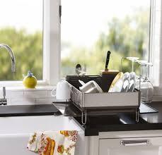 Kitchen Simple Dshrack For Kitchen Organizer 20 Modern Dish