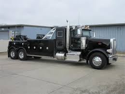Tow Trucks: Peterbilt Tow Trucks For Sale