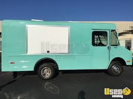 Solar Powered Food Truck For Sale In California | GMC P30 Food Truck