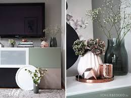 wandgestaltung mit alpina flur wohnzimmer im neuen look