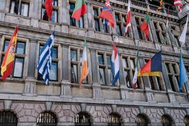 100 Where Is Antwerp Located Flags In The Town Hall Of License Download Or