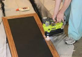 Wood Floor Nailer Gun by Ryobi 18v One Cordless Brad Nailer Review Erin Spain