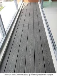 Types Of Outdoor Balcony Flooring The 3 Decking In Singapore Evorich