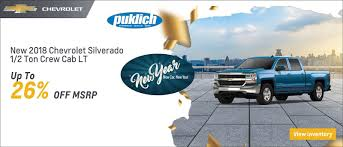 Chevrolet Buick GMC Dealer Serving Fargo | Puklich Valley City