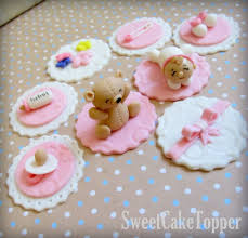Edible Cake Toppers For Baby Shower