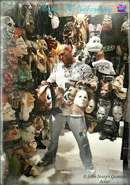 Michael Myers Halloween Actor by John Quinlan As An Actor I U0027m A Fan Of Masks Like Famous Michael