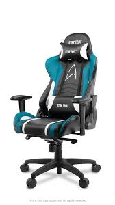 GAMING CHAIR – STAR TREK EDITION Killabee 8212 Black Gaming Chair Furmax High Back Office Racing Ergonomic Swivel Computer Executive Leather Desk With Footrest Bucket Seat And Lumbar Corsair Cf9010007 T2 Road Warrior White Chair Corsair Warriorblack By Order The 10 Best Chairs Of 2019 Road Warrior Blackwhite Blackred X Comfort Air Red Gaming Star Trek Edition Hero