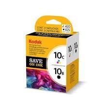 Kodak 10B 10C Combo Ink Cartridge
