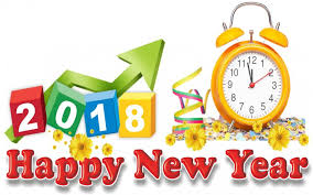 Happy New Year Clipart 2018 Happy New Year 2018 Clipart