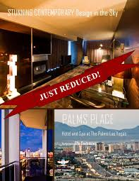100 Palms Place Hotel And Spa At The Palms Las Vegas