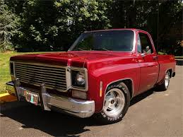 100 1977 Gmc Truck GMC Sierra For Sale ClassicCarscom CC1105097