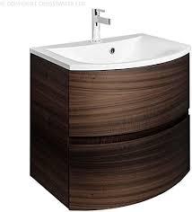bauhaus rippen 600 mm wand montiert badezimmer unterschrank
