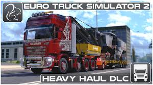 Euro Truck Simulator 2 Heavy Haul DLC - First Look - YouTube