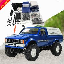 RC 1/16 WPL C24 Car DIY Kit 4WD Off-road Truck Toy Crawler Assemble ... Buy Webby Remote Controlled Rock Crawler Monster Truck Green Online Rc 44 Truck Kits Brilliant Ilntrositoinfo Everest Gen7 Sport 110 Scale 4x4 Brushed Short Course Rc Trucks Hsp Special Edition 24ghz Electric 4wd Off Road Extreme Pictures Cars Off Adventure Mudding Hugine 24ghz 118 Vehicle Toy 4 Wd Fast Race Proline Promt Review Big Squid Car And Adventures Muddy Tracked Semi 6x6 Hd Overkill 4x4 Beast Best For 2018 Roundup Buyers Guide Reviews Must Read 116 Wpl C24 Diy Kit Offroad Assemble