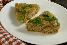 kükü frittata mit walnüssen aus aserbaidschan