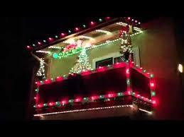 Apartment Christmas Lights