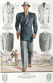 Five Styles Of 1930s Mens Jackets