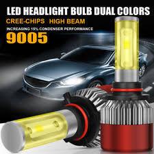 hb3 9005 bulb 6000k car truck led light bulbs ebay