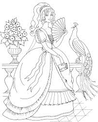 Beautiful Peacock Coloring Page 28 For Your Pages Online With