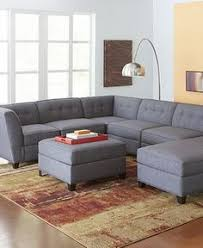 Macys Elliot Sofa by Elliot Fabric Sectional Collection Created For Macy U0027s Sectional