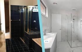 Bathroom Renovations Melbourne Beautiful New Lionox Home Renovations Extensions Bathroom