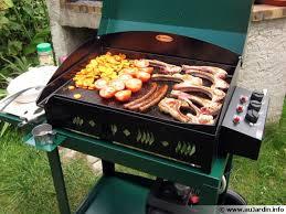 barbecue a la plancha cuisinez à la plancha au gaz