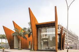 100 Sanjay Puri Architects The Crescent Gujarat India
