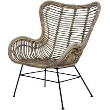Rattan Bamboo Armchair, Bali Wooden Arm Chair With Metal ... Contemporary Lounge Chair Leather Metal With Armrests Dc Lounge Chair Metal Arm Dark Grey Vinyl Upholstery Patio Festival Rocking Outdoor Gray Cushion 2pack Baker Living Room Riley Bkrba6584c Walter E Smithe Fniture Design Beige Nova Sled Black Armchair Bequest Accent Gold Martin Eisler Carlo Hauner 1950s And Rope Ottoman Pair Italian Mid Century Chairs With New Modern Newest Europe Sofa Single