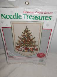 Tannenbaum Christmas Tree Farm Michigan by Crafts Cross Stitch Kits Find Needle Treasures Products Online