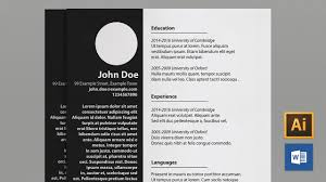 Minimalist Resume Template - Word, A4 And US Letter - YouTube Cv Template Professional Curriculum Vitae Minimalist Design Ms Word Cover Letter 1 2 And 3 Page Simple Resume Instant Sample Format Awesome Impressive Resume Cv Mplate With Nice Typography Simple Design Vector Free Minimalistic Clean Ps Ai On Behance Alice In Indd Ai 15 Templates Sleek Minimal 4p Ocane Creative
