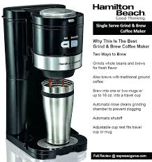 Grind And Brew Single Cup Coffee Maker Beach Best Ranked Cuisinart