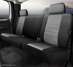Neo Neoprene Custom Fit Truck Seat Covers, Fia, NP92-86GRAY | Titan ...