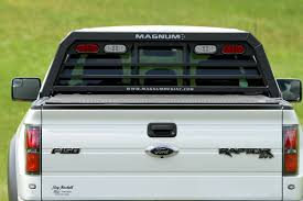 100 Pickup Truck Rack With Lights Low Pro Free Shipping USA Made