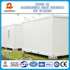 100 Containers Homes Hot Item Prefab 20FT Moudular Sandwich Panel