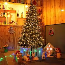 28 Pre Lit Frasier Fir Christmas Trees 5 5ft Pre Lit Frasier