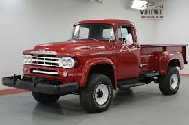100 1959 Dodge Truck DODGE POWER WAGON W300 4x4 RARE RESTORED WINCH