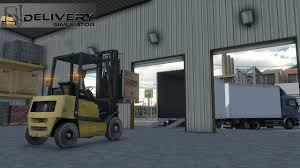 100 Forklift Truck Simulator Loading Rigid Simula Games