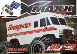 100 Truck Maxx Traxxas 8s Snapon Xmaxx Tool Scale Limited