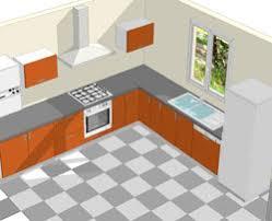modele de cuisine en l implantation cuisine en l ou cuisine en u commencer le début de la