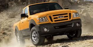 ford ranger 2009 dé de la ford ranger 2009 spécification