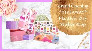 Giveaway ★ PlanHers ★ Etsy Shop Grand Opening ★ New Releases & Coupon Code 50 Off Taya Bela Coupons Promo Discount Codes Printed A5 Coupon Codes Tracker Planner Inserts Minimalist Planner Inserts Printed White Cream Filofax Refill Austerry Etsy Coupon Not Working Govdeals Mansfield Ohio Shop Code Melyhandmade Etsy Store Do Not Purchase This Item Code Trackers Simple Collection Set Of 24 Item 512 Shop Rei December 2018 Dolly Creates Summer Sale New Patterns In The Upcycled Education November 2017 Discount 3 For 2 On Sale Digital Paper Pack How To Grow Your Shops Email List Autopilot August