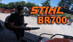 Stihl BR700 Overview Review