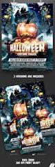 Halloween Horror Nights Parking by 10 Best U0026 Newest Halloween Flyers Premiumcoding