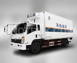 Truck For Low Temperature Keeper,CDW Refrigerator Truck,light Duty ...