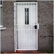 Decorative Security Grilles For Windows Uk by Security Gates And Grills Prospect Locks Ashford Kent