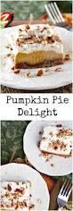Pumpkin Pie With Gingersnap Crust by Pumpkin Delight Dessert